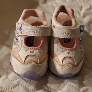 Princess Shoes - Open Back Shoes Toddler